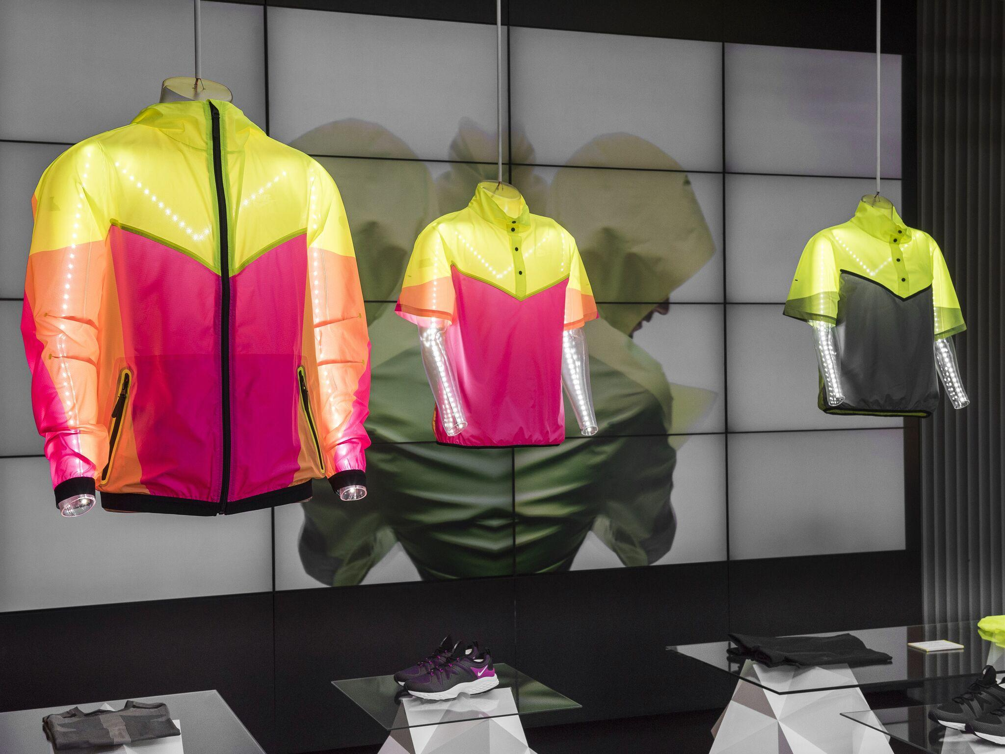 Retail Display Production Kim Jones Jackets